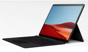 Surface Pro X PC モード