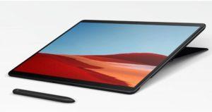 Surface Pro X スタジオモード