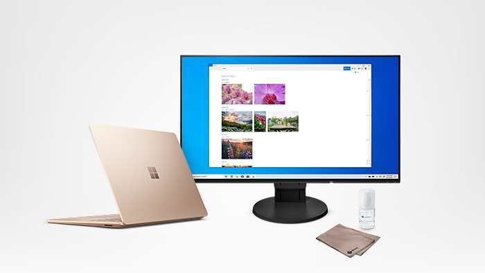 Surface Laptop テレワーク EIZO FlexScan