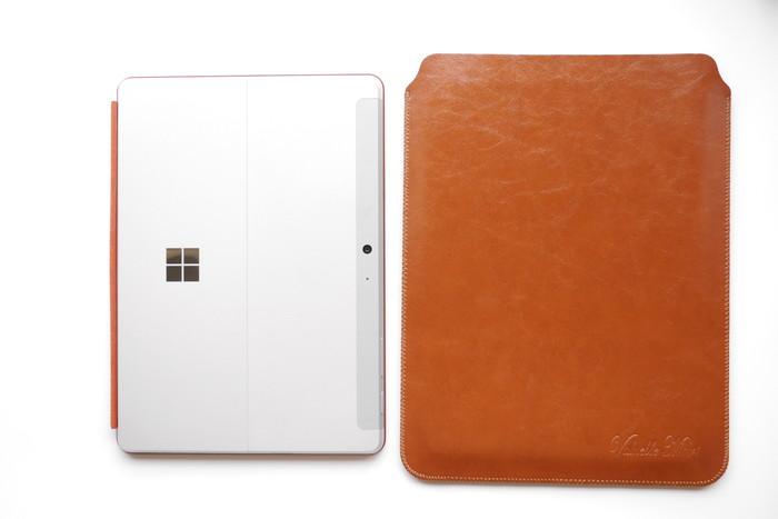 Surface Go 2 スリーブケース レビュー