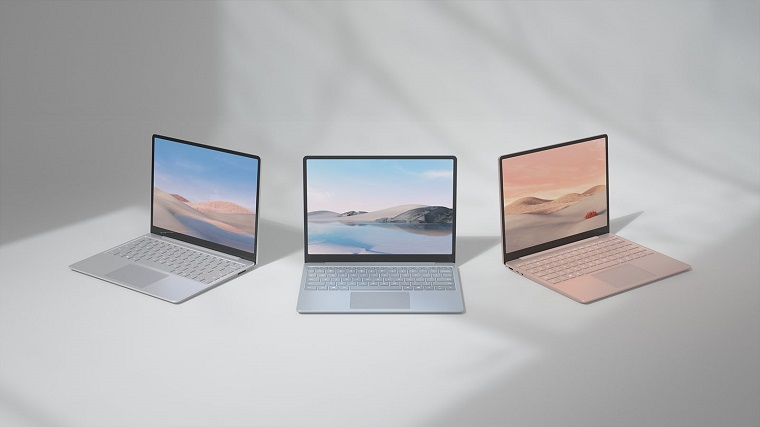 Surface Laptop Go 発売