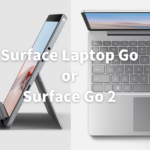 Surface Laptop Go or Surface Go 2