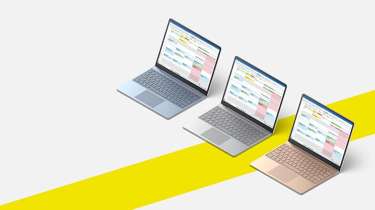 Surface Laptop Go キャンペーン
