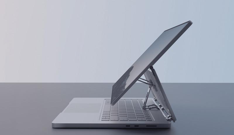 Surface Book 4 Studio レンダリング