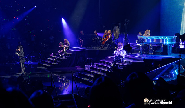X Japan at Madison Square Garden