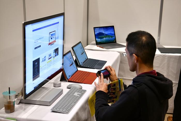 LSJ EXPERIENCE -PC・デジタルフェア2019-