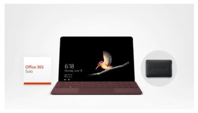 Microsoft Surface Go キャンペーン