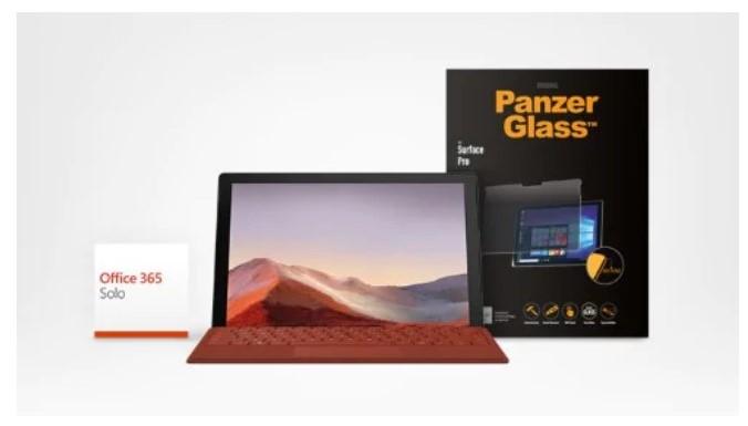 Microsoft Surface Pro 7 キャンペーン