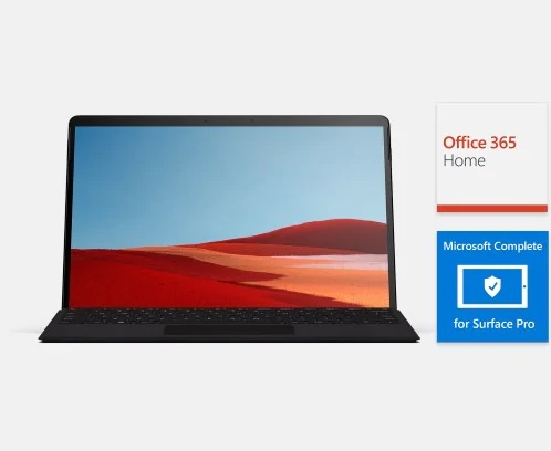 Microsoft Surface Pro X キャンペーン