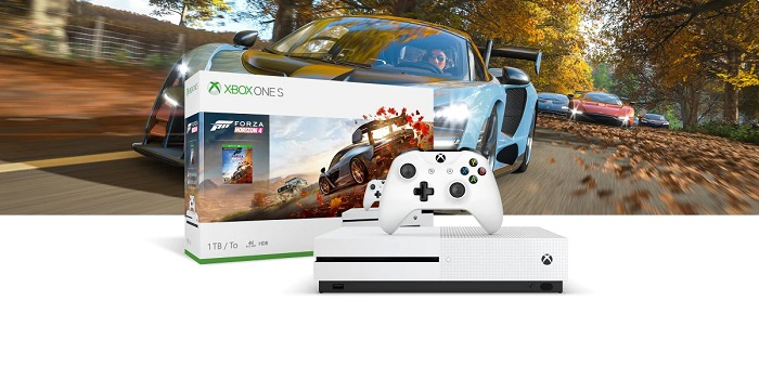 Xbox One S Forza Horizon