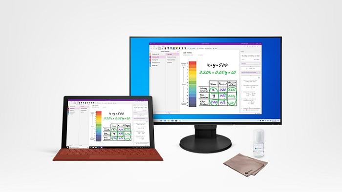 Surface Pro テレワーク EIZO FlexScan