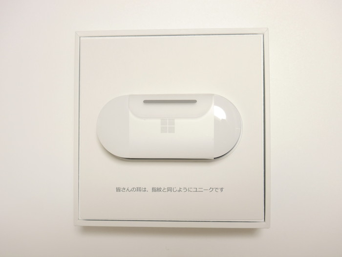 Surface Earbuds レビュー