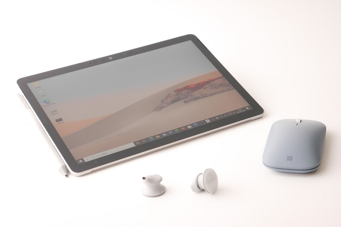 Surface Go 2 Bluetooth レビュー