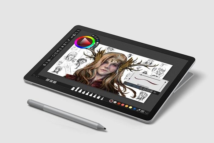 Surface Go 2 レビュー