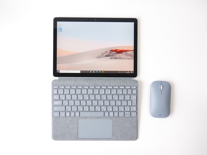 Surface Go 2 実機 レビュー