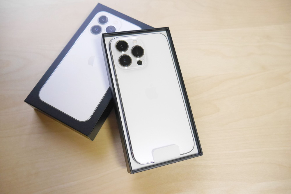 iPhone 13 Pro レビュー
